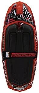 Buy HO Sports Electron Kneeboard with Single Locking Strap, Red by HO Sports