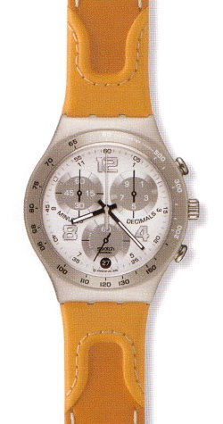 Swatch Men's Irony Chrono watch #YCS491 - Buy Swatch Men's Irony Chrono watch #YCS491 - Purchase Swatch Men's Irony Chrono watch #YCS491 (Swatch, Jewelry, Categories, Watches, Men's Watches, By Movement, Quartz)