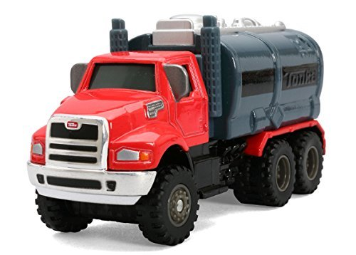 Tonka City Defenders Collection Fuel Transport - Metal Diecast Bodies - 1
