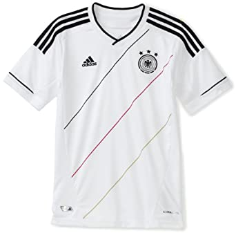 Buy Germany Youth Home Soccer Jersey by adidas
