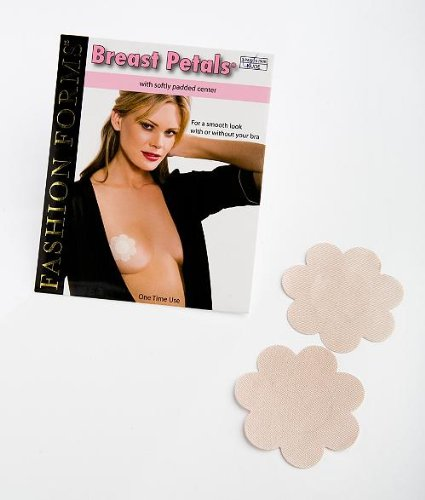 Fashion Forms Breast Petals 3-Pack Accessory