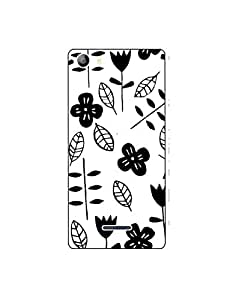 Micromax Canvas 5 (E481) nkt03 (364) Mobile Case by Leader