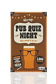 Pub Quiz Night [T40-5158G-S]