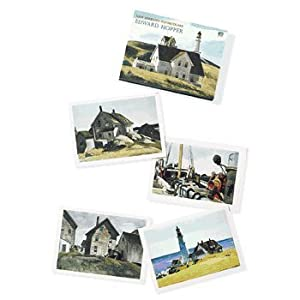 Edward Hopper New England Watercolors Boxed Notecard Set