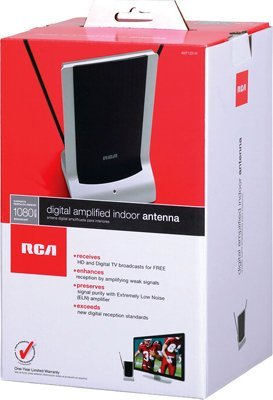 Amplifie Ind TV Antenna