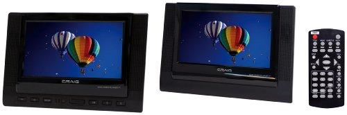 Craig 7-Inch TFT Dual Screen