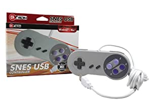 Classic USB Super Nintendo Controller for PC from Retro Motion