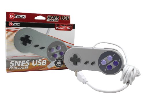 Classic USB Super Nintendo Controller for PC