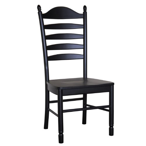 Carolina Classic Whitman Dining Chair, Antique Black