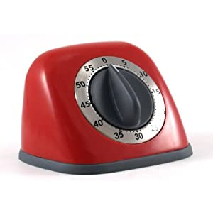 Amco 60 Minute Timer, Red by Amco