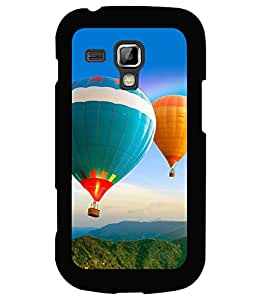 printtech Hot Air Balloon Colored Back Case Cover for Samsung Galaxy S Duos 2 S7582