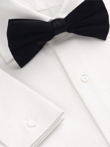 Brook Taverner Dress Shirt in White 15