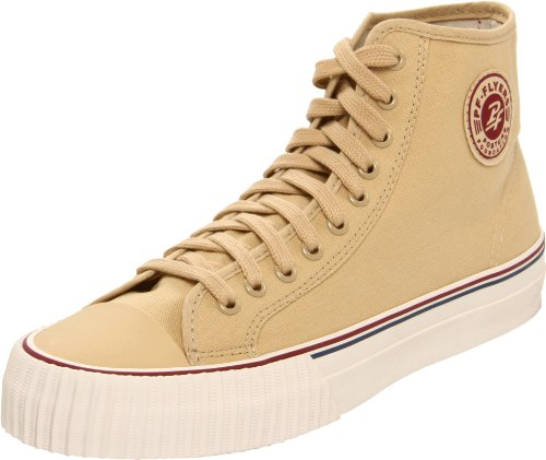 PF Flyers Center Hi Sneaker,Taupe,12 D US