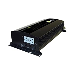 Xantrex XPower 3000 Inverter GFCI And Remote ON OFF UL458 by Original Equipment Manufacturer