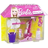 Barbie Cleaning Time - Pink