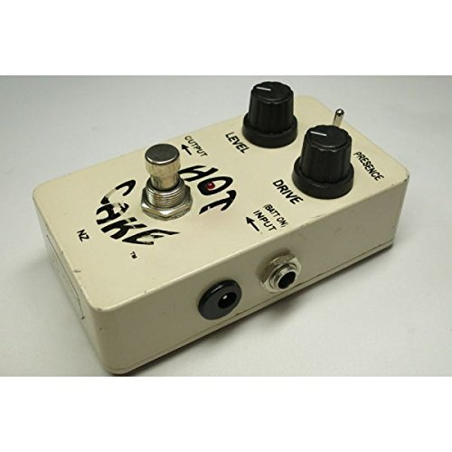 Crowther Audio / Hot Cake Old Circuit