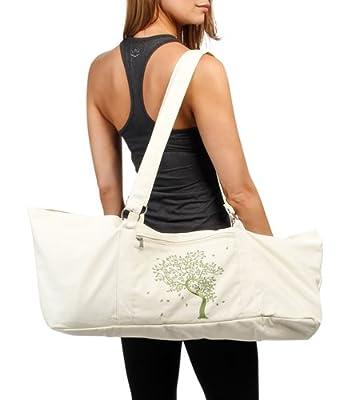 Gaiam Yogatasche Yoga Mat Bag Tote, Tree Of Life, 52506