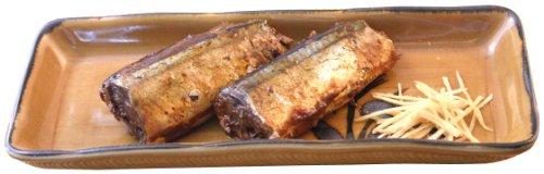 築地市場の山三秋山 魚惣菜シリーズ 骨ごとおいしい サンマ生姜煮 200g