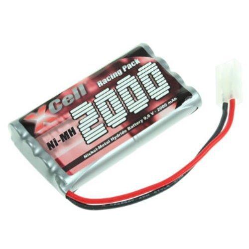 toy-xcell-xc2000-96-x-cell-bateria-para-vehiculos-racing-pack-con-conector-tamiya-2x-lineas-de-entra