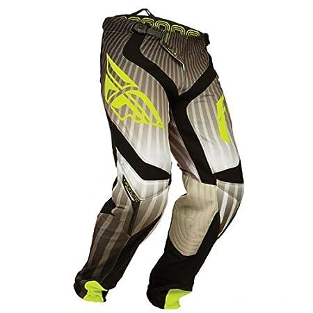 Fly 2014 - Pantalons De Motocross et VTT - Hydrogène Lite Noir / Gris