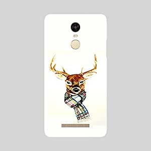 Back cover for Redmi Note 3 Winter Deer 2