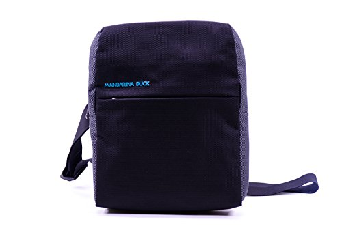 MANDARINA DUCK Borsa a Spalla Small Crossover CLOUD Black