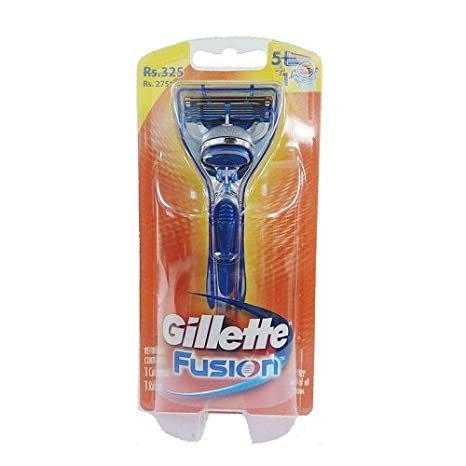 Gillette Fusion Manual Razor