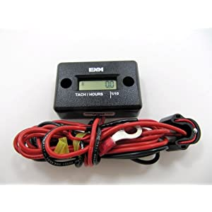 : 08181-ENM-036AH Original Honda Hour Meter: Industrial & Scientific