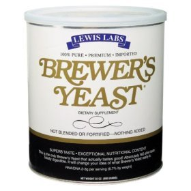 Imported Premium Brewer`s Yeast - 32 oz ( Multi-Pack)