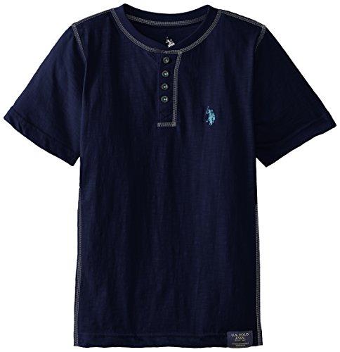 us-polo-assn-big-boys-slub-jersey-short-sleeve-henley-marina-blue-10-12