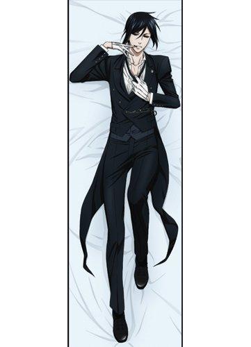 Fantastic Deal! Black Butler Sebastian Body Pillow Version 2