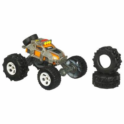 Tonka Tread Shifters Turbo Euro Rally 2-A Vehicle