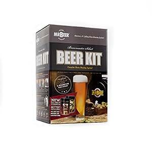 Mr. Beer Brewmasters Select Home Brewing Craft Beer Kit