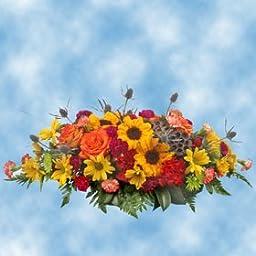 Flower Centerpieces For Autumn