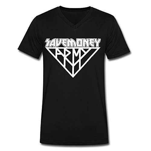 mens-alternative-hip-hop-savemoney-army-v-neck-short-sleeve-shirt-black-small