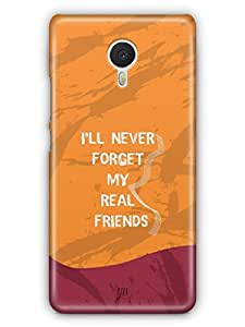 YuBingo Never Forget Real Friends Mobile Case Back Cover for Yu Yunicorn