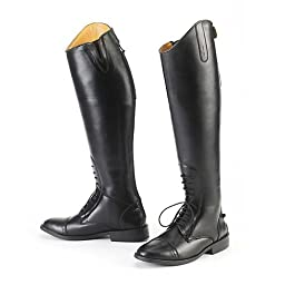 EquiStar Ladies A/W Field Boot 7 Wide