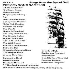 Sea Song Sampler