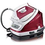 Rowenta Compact Steam - Centro de planchado, 5 bar, autonomía ilimitada, vapor continuo 100 g/min