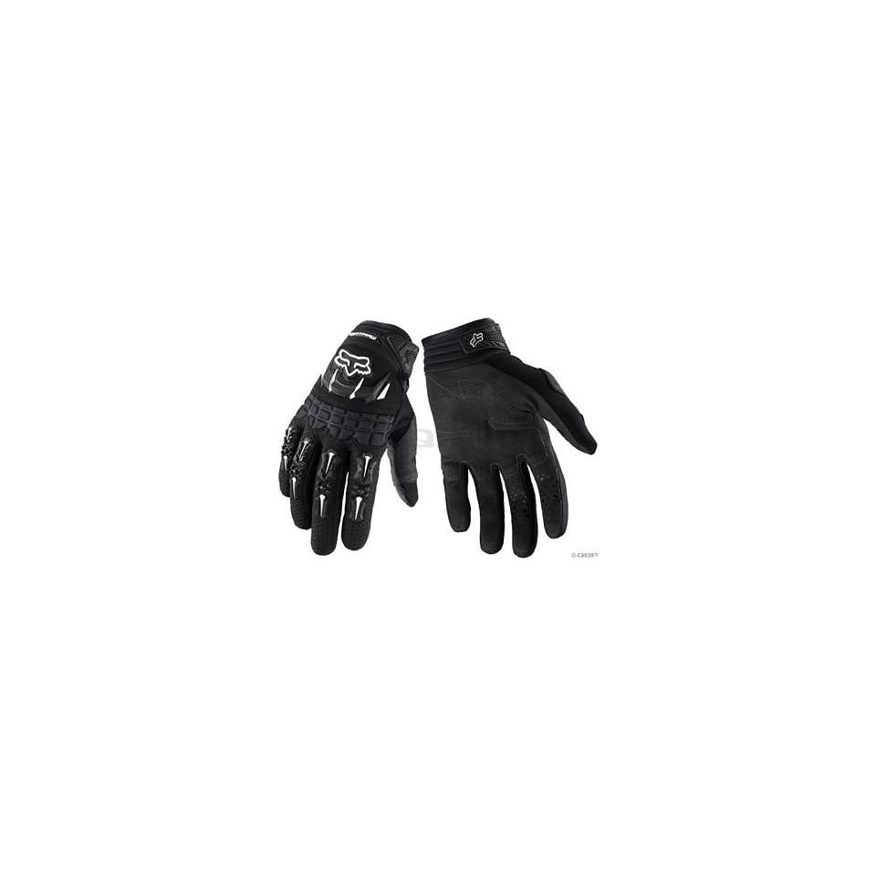 Fox Racing Dirtpaw Glove Xxlarge Black
