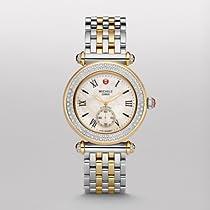 Michele Caber Diamond Two Tone Gold Mww16a000066