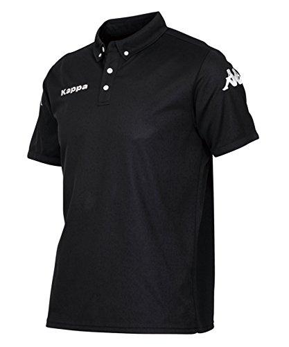 (カッパ)Kappa ポロシャツ KF412SS30 BK1 L