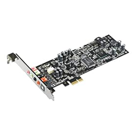 ASUS Xonar DGX PCI-E GX2.5 Audio Engine Sound Cards