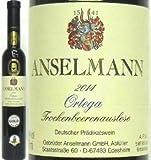 [ANSELMANN]アンセルマン、オルテガ 2014 トロッケンベーレンアウスレーゼ ( 白 ) 375ml/ドイツ貴腐ワイン・極甘口