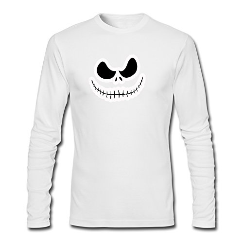 Nightmare Before Christmas Smiling Jack For Boys Girls Long Sleeves Outlet
