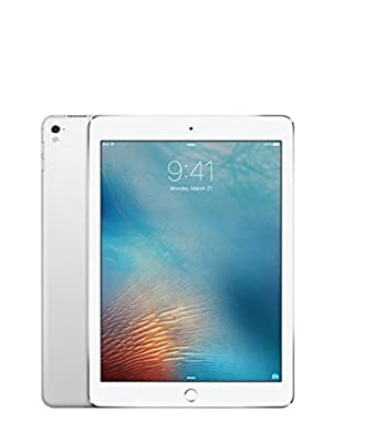 Apple iPad Pro MLQ42HN/A Tablet (9.7 inch, 128GB, Wi-Fi+ 3G+ Voice Calling), Silver