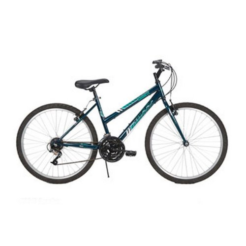 Huffy 26-Inch Ladies ATB Granite Bike (Silver)