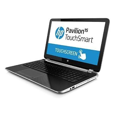 "HP Pavilion Touchsmart 15 15.6"" Touchscreen Laptop Computer, Intel 4th generation Core HP Pavilion Touchsmart 15 15.6"" Touchscreen Laptop Computer, Intel 4th generation Core 6GB Memory, 750GB Hard Drive, CD/DVD, Wireless, HDMI, Windows 8.1"