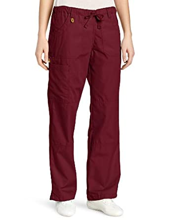 5ed93f494225 WonderWink Women's Scrubs Fashion Cargo Pant