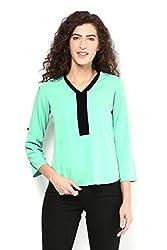 Mint Green Shirt